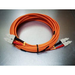Optical Fiber SC-SC Cable...